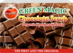 Green Magic Chocolate Scrub Soap