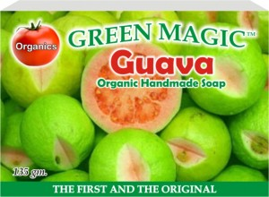 Green Magic Guava Soap