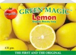 Green Magic Lemon Soap