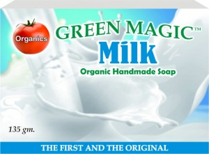Green Magic Milk Soap