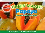 Green Magic Papaya Soap